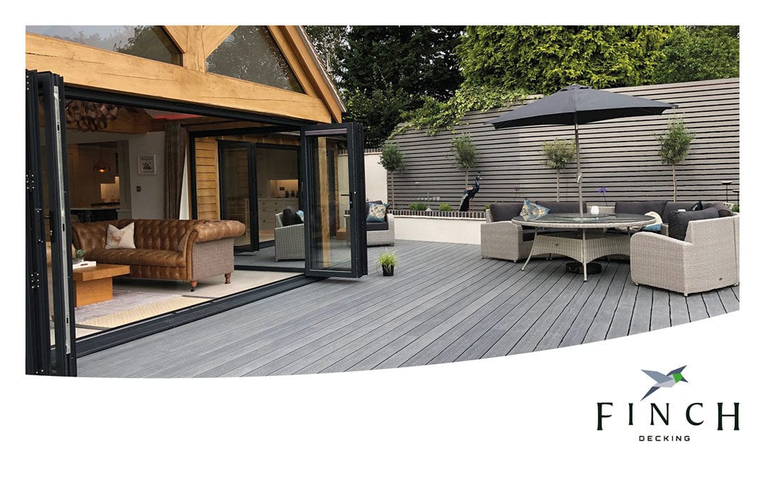 Finch Composite Decking